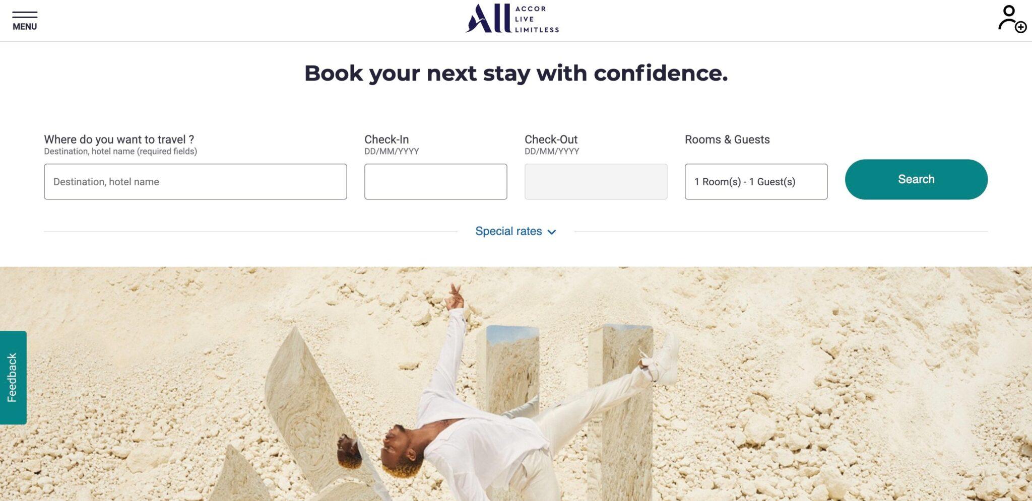 hotel booking affiliate program
