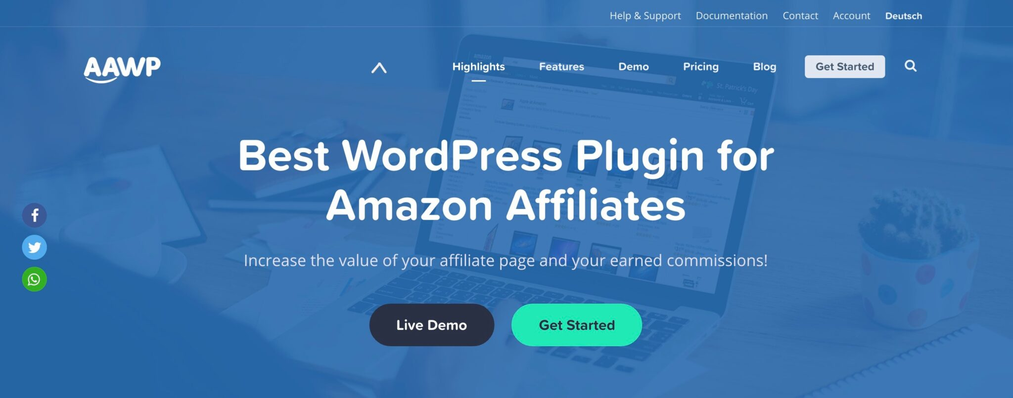 best free amazon affiliate wordpress theme