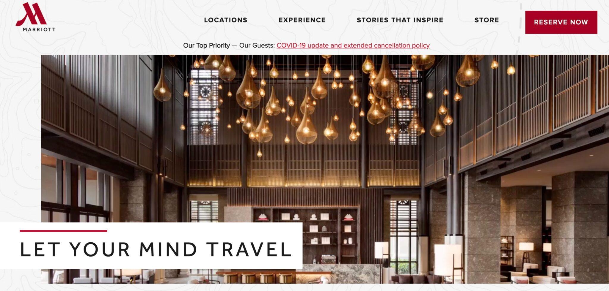marriot hotel affiliate program