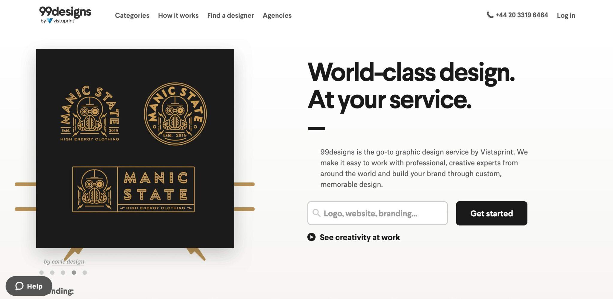 meilleur endroit pour créer un logo