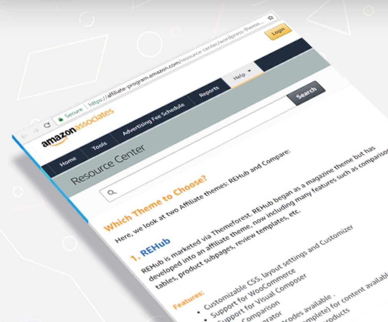 amazon affiliate wordpress theme free download