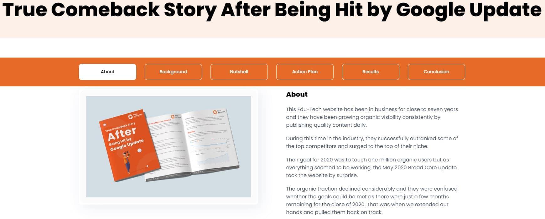 stan ventures content marketing