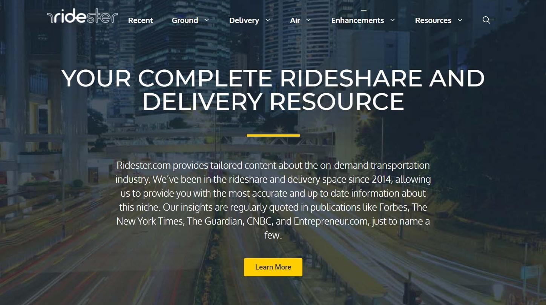 ridester.com