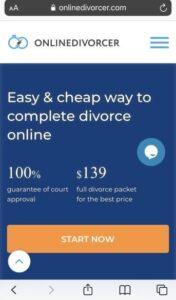 Online Divorcer