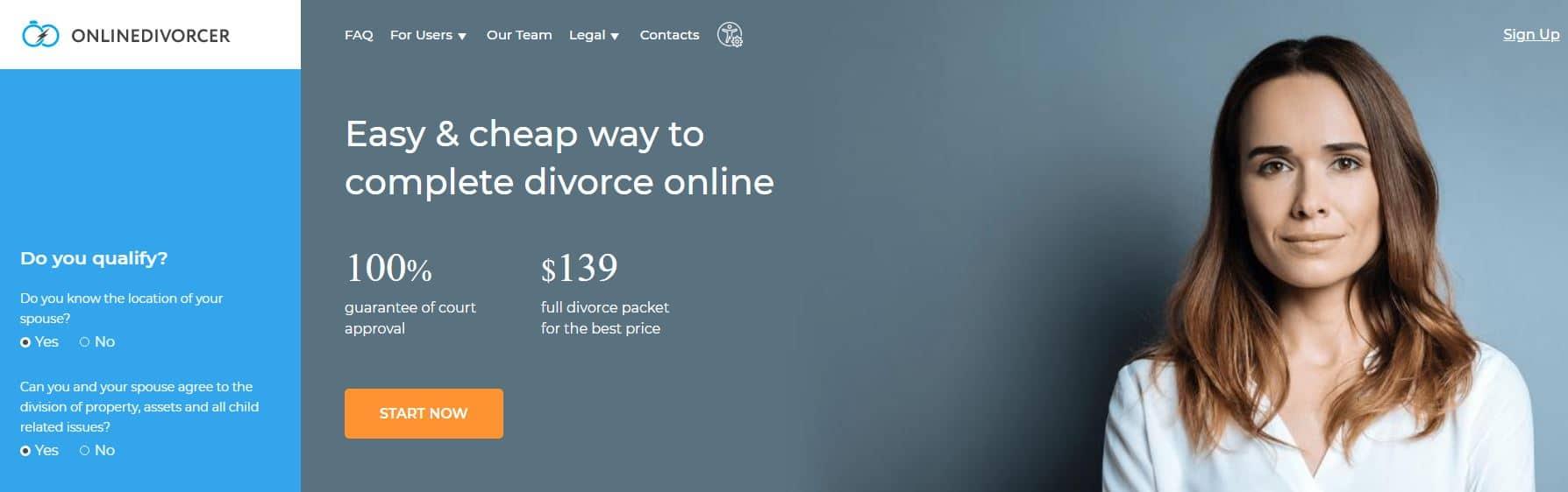 onlinedivorcer.com