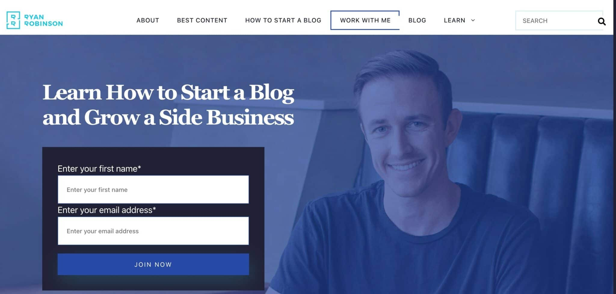 top affiliate websites