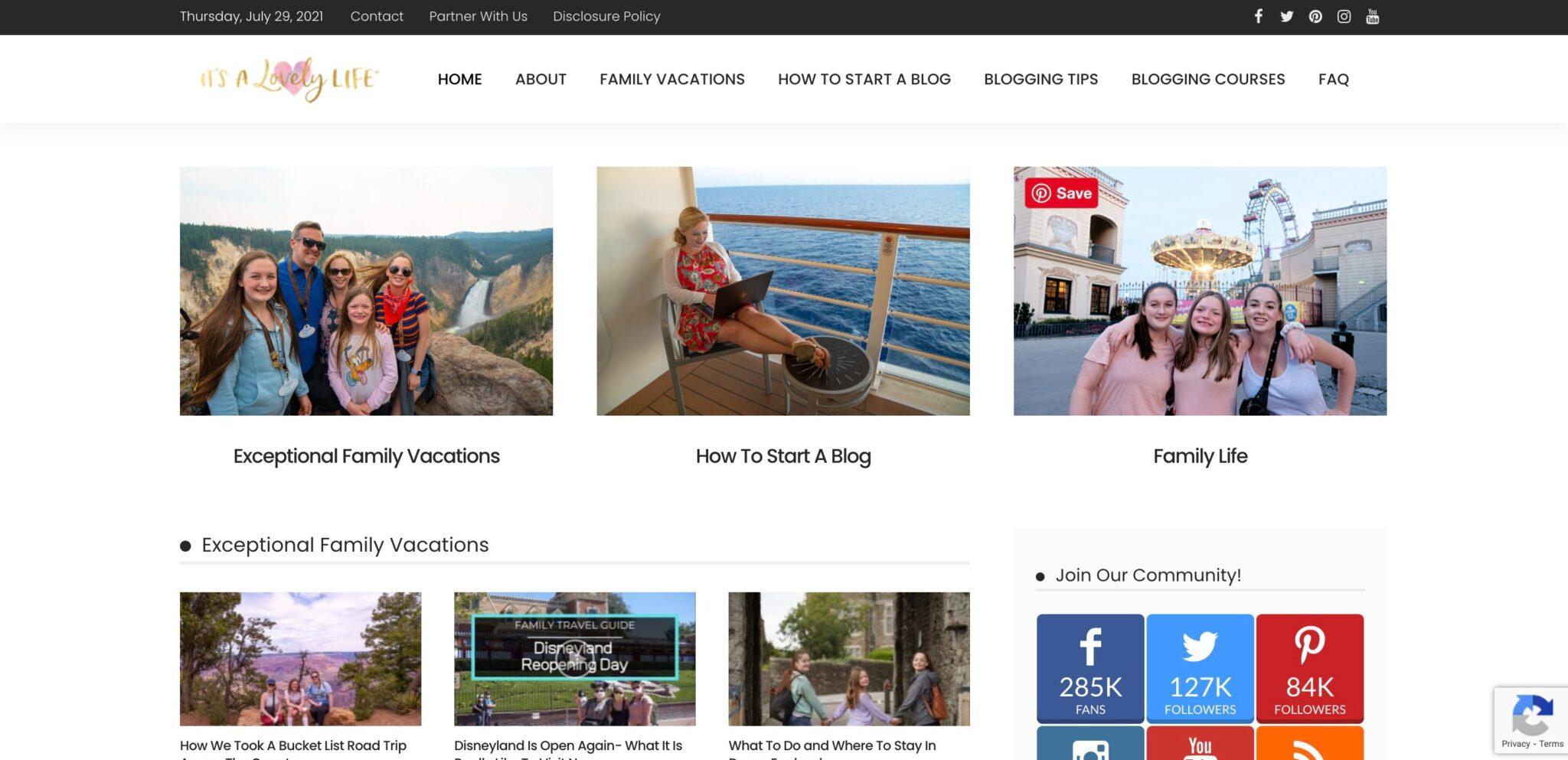 authority site examples