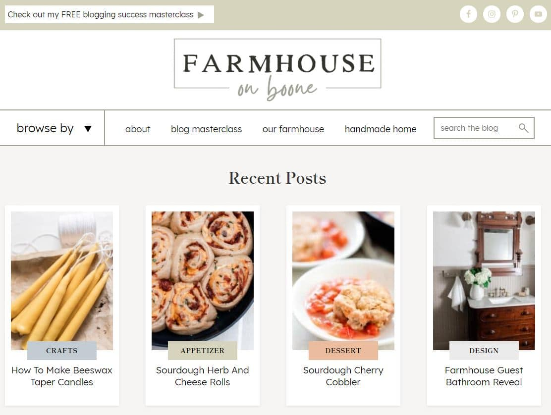 popular lifestyle blogs