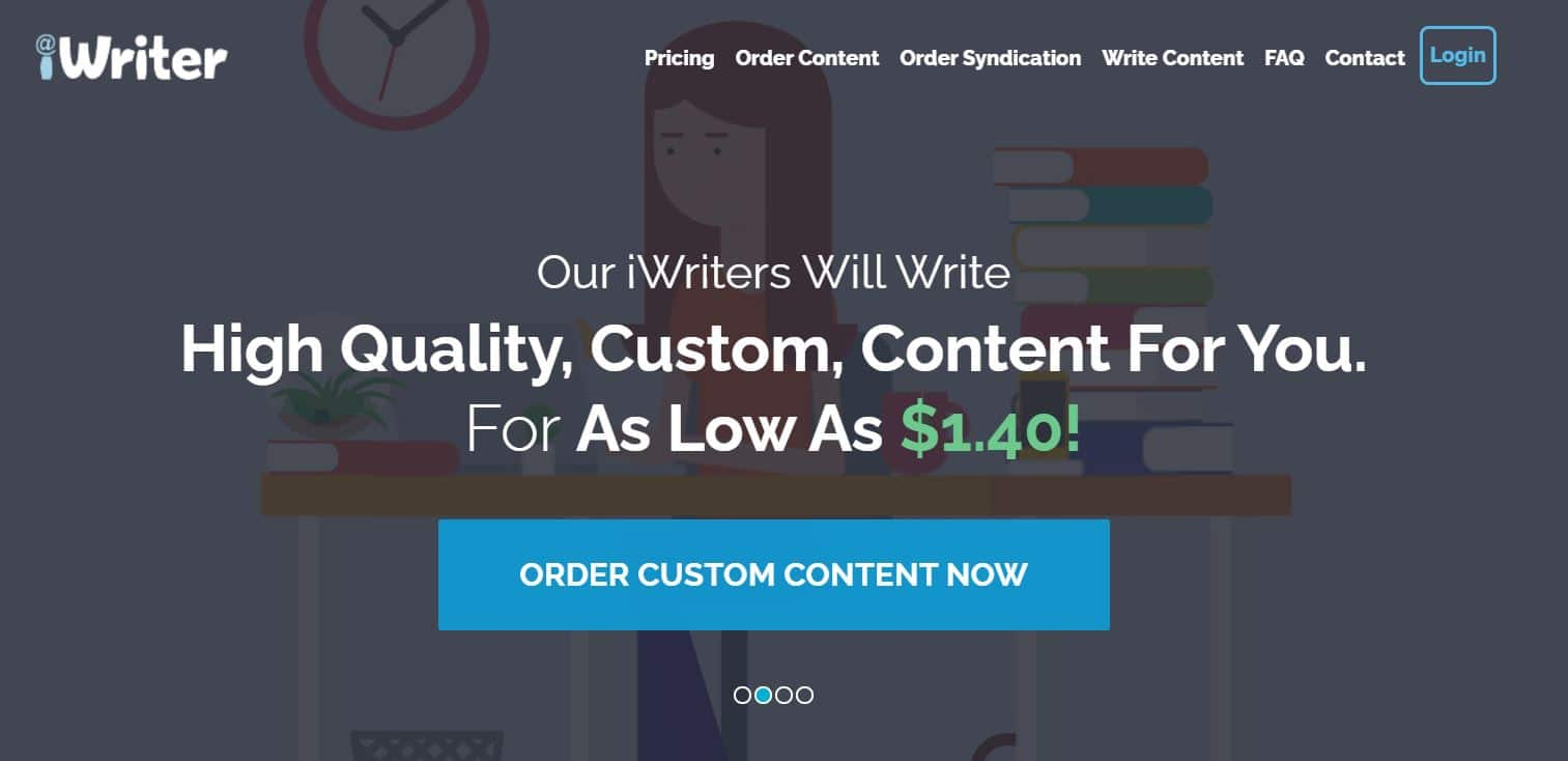 iwriter content writing service review