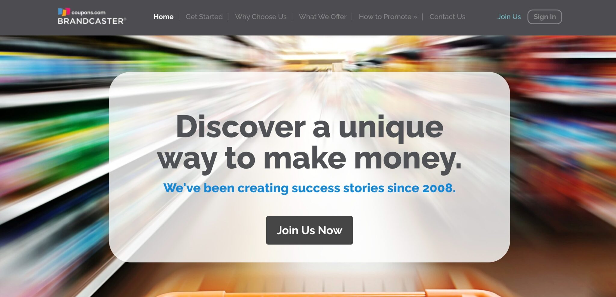 coupon affiliate network