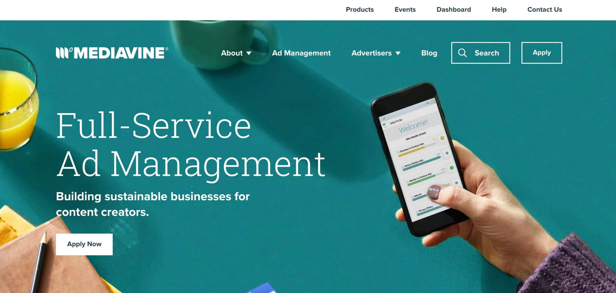 Mediavine - An Alternative to Google AdSense