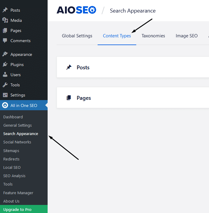 how to add meta tags with aioseo
