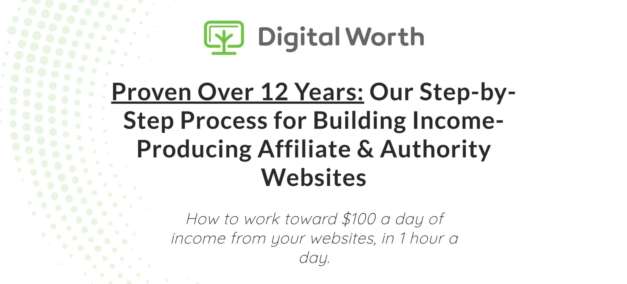 affiliate marketing training courses