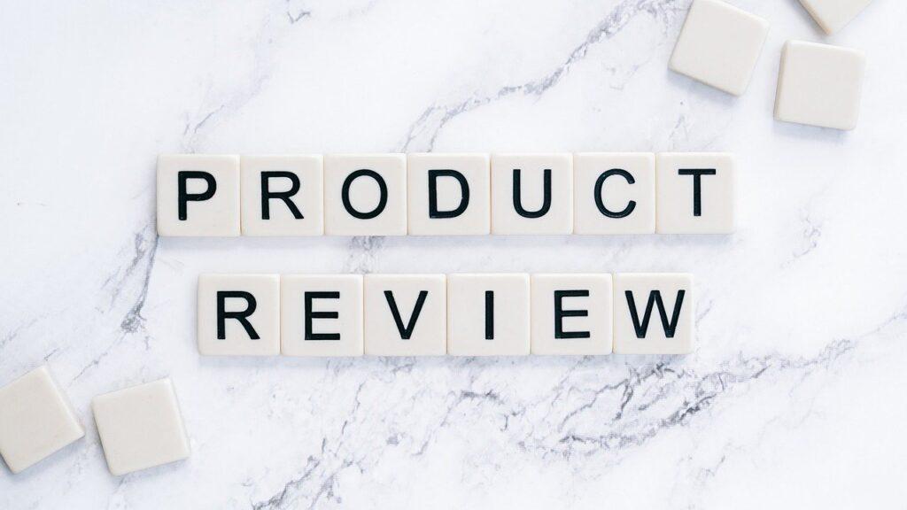 Comment rédiger une critique de produit