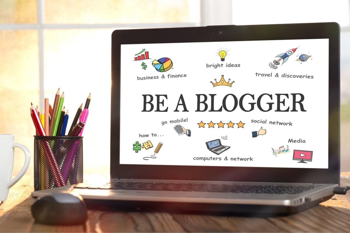 que fait un blogueur