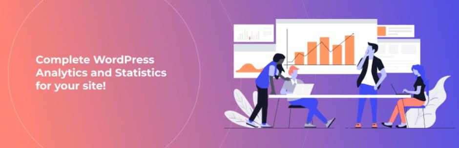 WP Statistics google analytics wp plugin