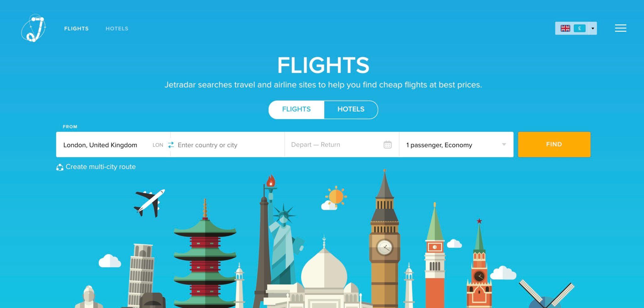 Skyscanner best airline affiliate program