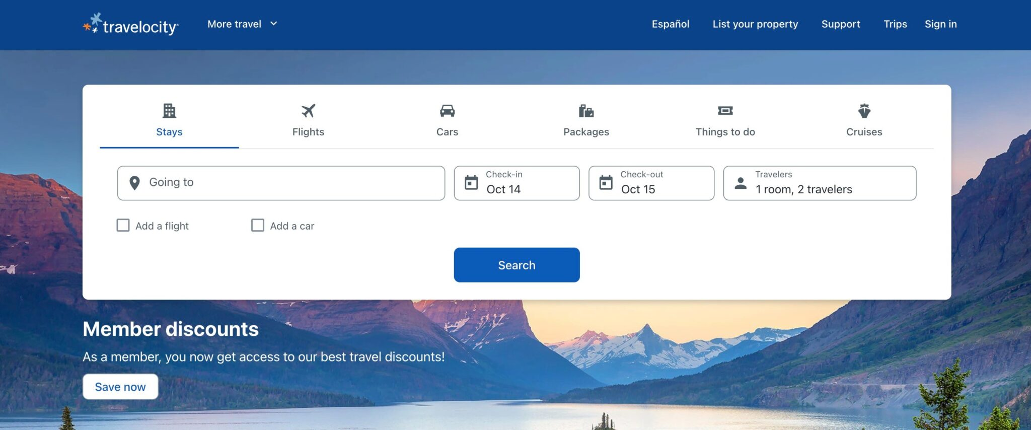 Best airline affiliate program Travelocity